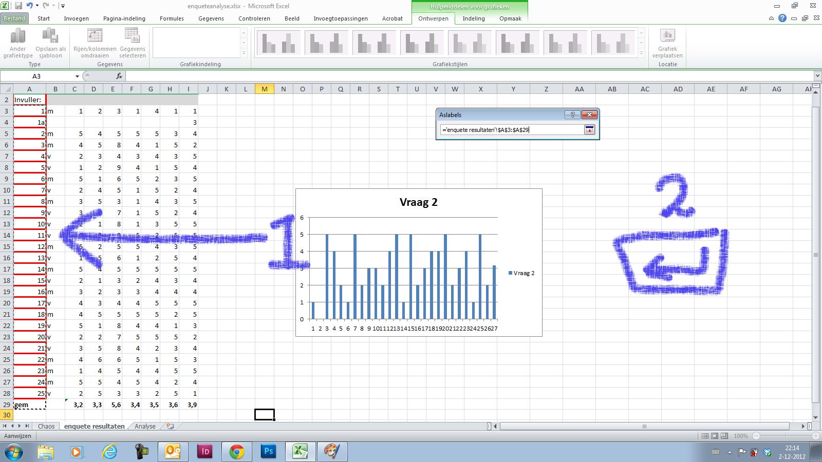 thesistools resultaten Thesistools simple - eenvoudig online enquete maken  home over  r of stata het analyseren van gegevens of het interpreteren en beschrijven van resultaten, neem.